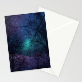 Into the Dark Forest Stationery Cards