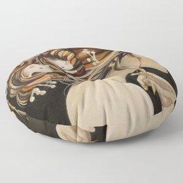 Rats Nest Floor Pillow