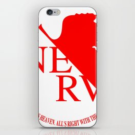 Nerv iPhone Skin