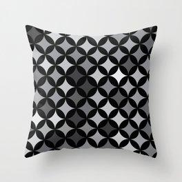 Stars - Night #263 Throw Pillow