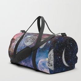 Cosmic Celestial Cycle Duffle Bag