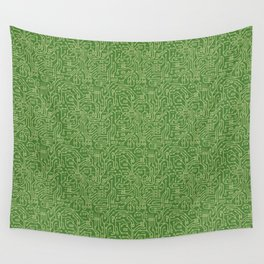 Microchip Wall Tapestry