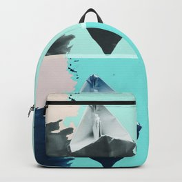 Where can one paper boat go? (Calm after the storm) Backpack