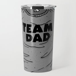 Team Dad Travel Mug