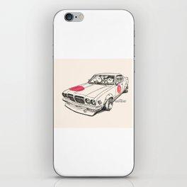 Crazy Car Art 0170 iPhone Skin