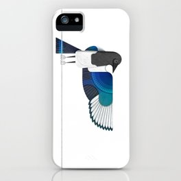 Magpie iPhone Case