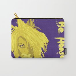 Be Heard Carry-All Pouch