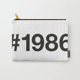 1986 Carry-All Pouch