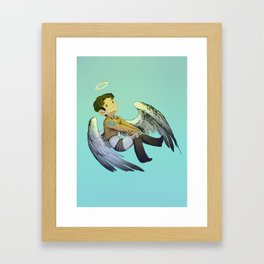Angel Marco Framed Art Print
