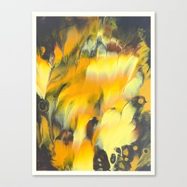 wonderful plants wonderful life Canvas Print