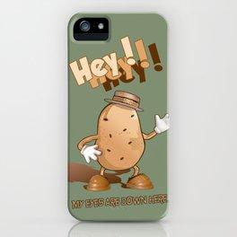 Spud iPhone Case