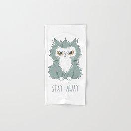 Stay Away Hand & Bath Towel