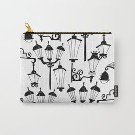 Street lamps Carry-All Pouch