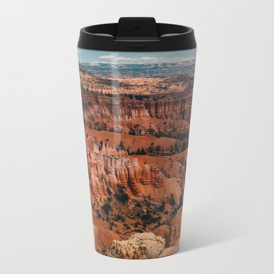 Canyon canyon Metal Travel Mug