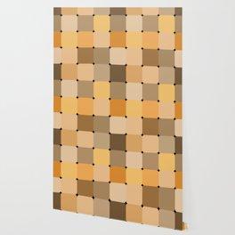 Honey squares Wallpaper