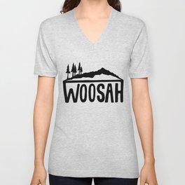 Woosah Unisex V-Neck