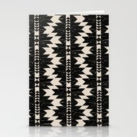 navajo Stationery Cards featuring NAVAJO by bows & arrows