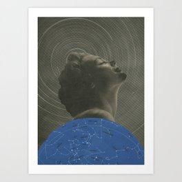 Cassiopeia Art Print