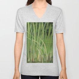 seagrass Unisex V-Neck