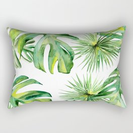 tropical again Rectangular Pillow
