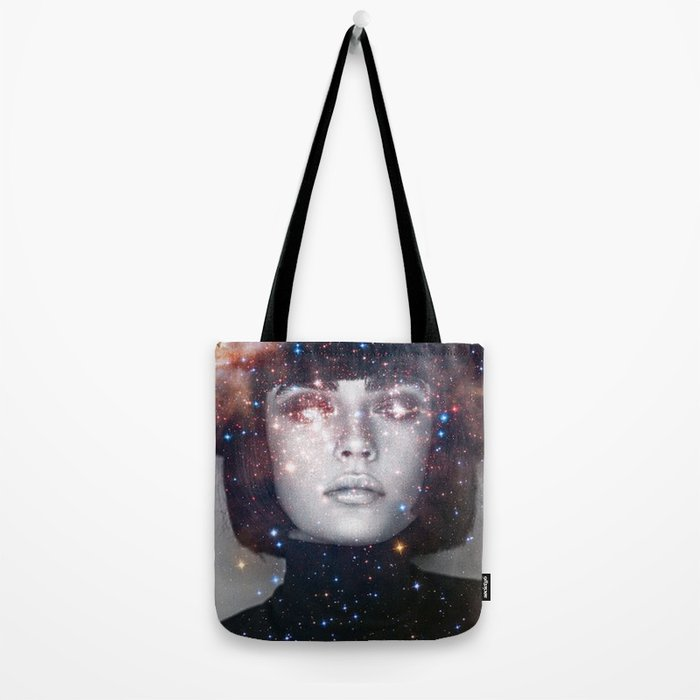 Shes a witch girl Tote Bag