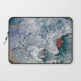 Lake Erie Islands in winter Laptop Sleeve