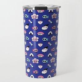 Tokyo doodles Travel Mug