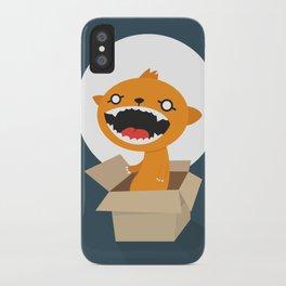 Bad Surprise iPhone Case