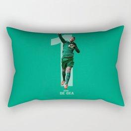 De Gea Best Saves Rectangular Pillow