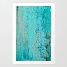 All Cracked Up Art Print