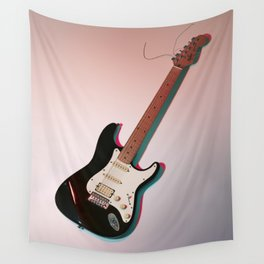 Guitar Wall Tapestry