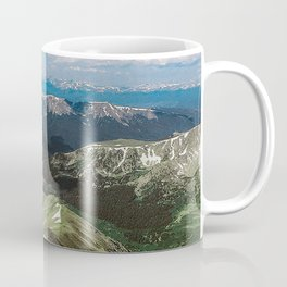 Summit the 14er Coffee Mug