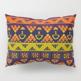 Boho Geometric Pattern 7 Pillow Sham