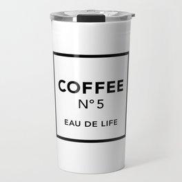 Coffee No5 Travel Mug