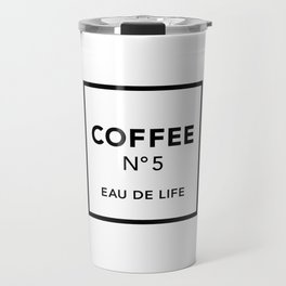 Coffee No5 Travel Mug
