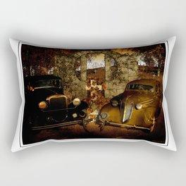 Truce Rectangular Pillow