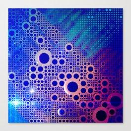 TrypophobSpatia Canvas Print