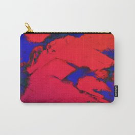Red erosion Carry-All Pouch