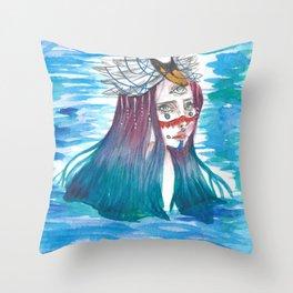 Ninfa Throw Pillow
