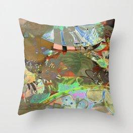 Baroque Throw Pillow