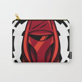 Red Guard Illustration Carry-All Pouch