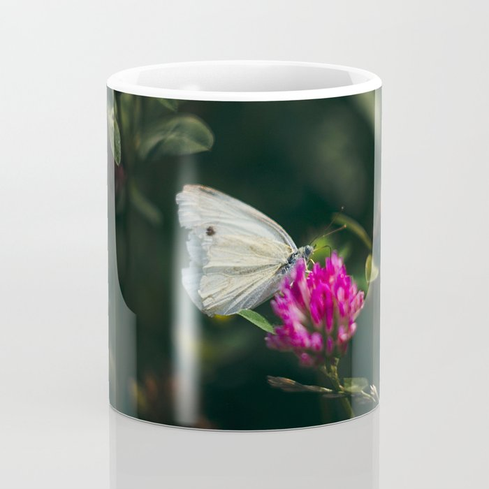 flower photography by Ed Leszczynskl Coffee Mug