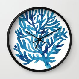 Ocean Illustrations Collection Part IV Wall Clock