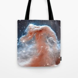 Horsehead Nebula Galaxy Space Tote Bag
