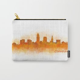 Cleveland City Skyline Hq V3 Carry-All Pouch