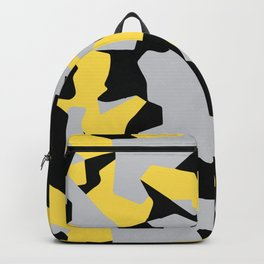 Search products, artworks and themes Yellow CAMO, Keep your stuff hidden in plain sight! Backpack