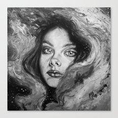 Carlita Canvas Print