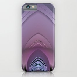 Deco Sanctuary Abstract iPhone Case