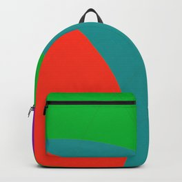 Lines and curves Backpack