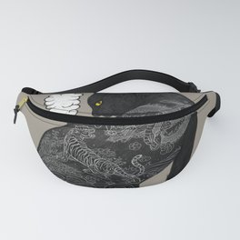 TATTOO CAT Fanny Pack